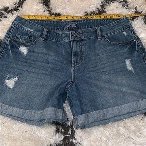 Apt Denim shorts 16